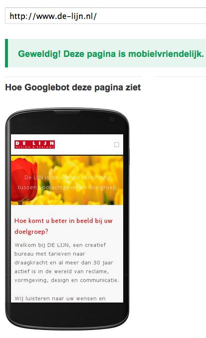 Mobielvriendelijke-test-websites-google